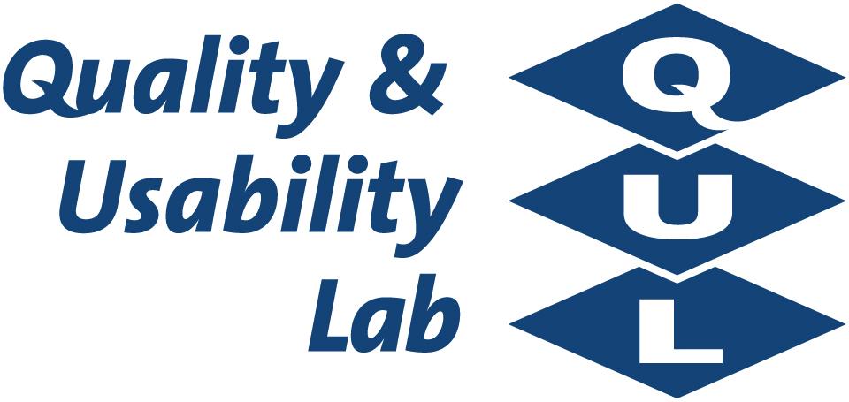 Technische Universität Berlin, Quality and Usability Lab